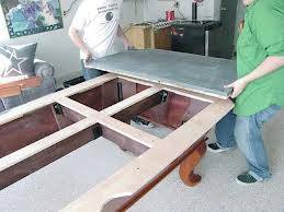 Pool table moves in Clarksville Tennessee
